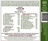 Vivaldi: Sacred Music Vol. 1 - Dixit Dominus, RV 595; Gloria, RV 588; Nulla in mundo pax sincera