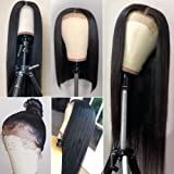 DACHIC 13x4 Lace Front Human Hair Wigs for Women