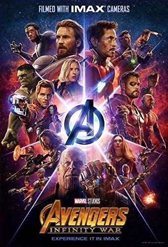 Znalezione obrazy dla zapytania Avengers: Infinity War movie poster