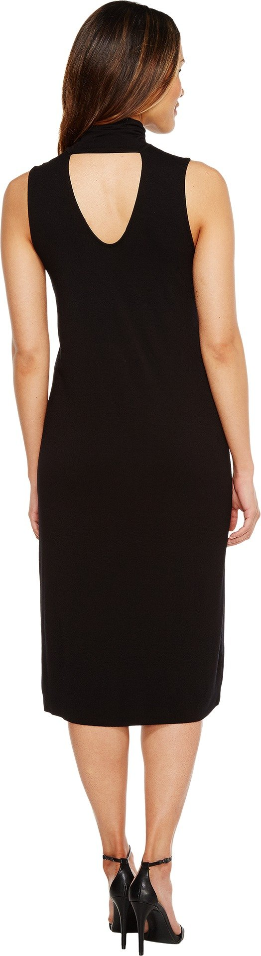 Splendid Women's Mock Neck Dress, Black, XS by Splendid (Image #3)