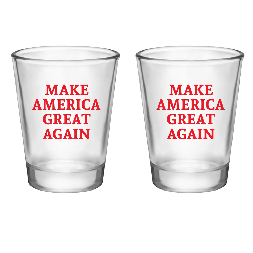 Make America Great Again Donald Trump Shot Glass (2)