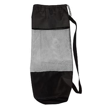 Beetest Bolsa para colchoneta de Yoga Malla Poliester ...
