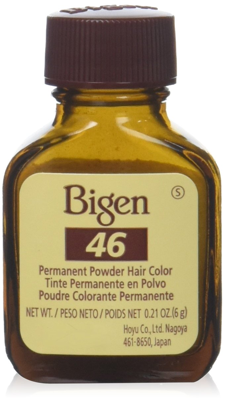 Bigen Hair Color Powder 45 Chocolate 1 Pchoyu Speedy 2 X 30gr Permanent Light Chestnut21 Ounce