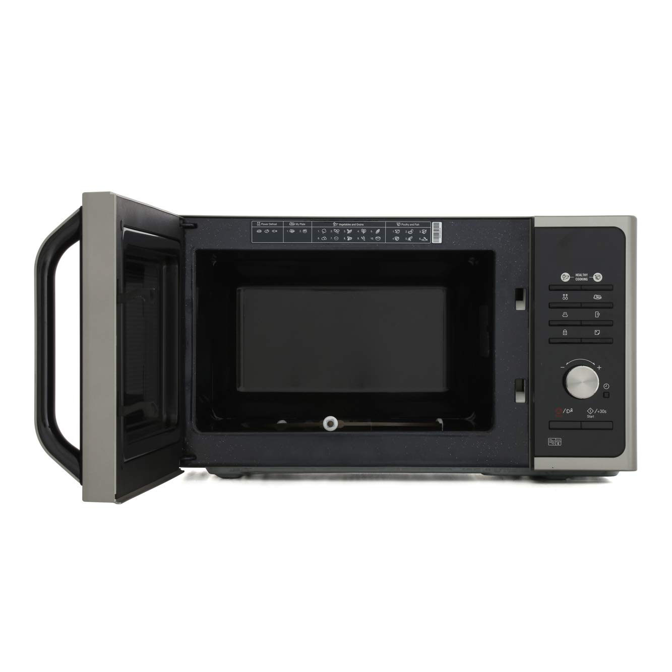 Samsung ms23 F301tas 50 cm Stand Microondas: Amazon.es ...