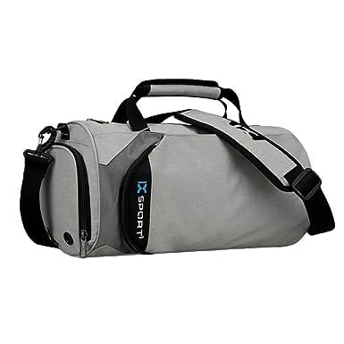 a3da7d702b07 Gym Bags Mens Sports Bag Travel Holdall Bag Duffel Bag Waterproof Outdoor  Bag Large Capacity Sports