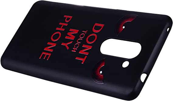 Housse Protection Silicone Anti-Choc Gel Case pour Huawei Honor 6X-Yeux Rouges BONROY Coque Huawei Honor 6X Coque Silicone