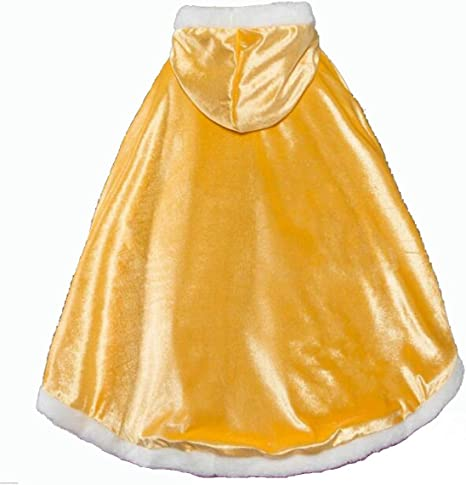Yeesn - Capa con capucha para disfraz de Halloween para niñas ...