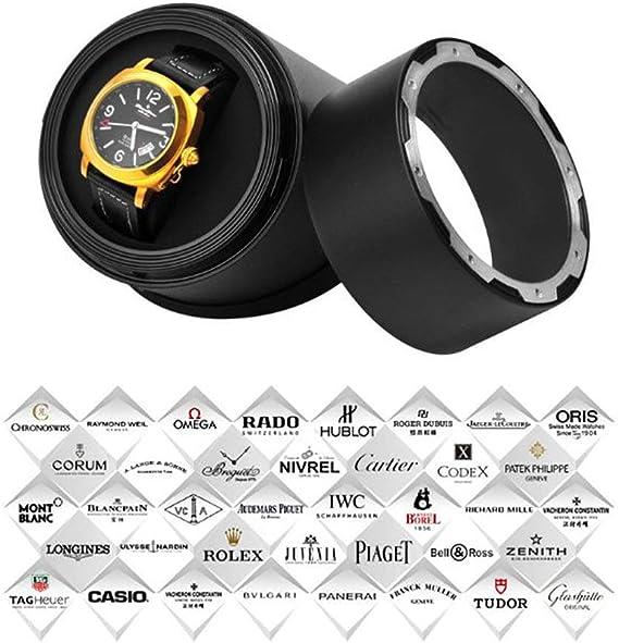 Watch Winder De Reloj De Pulsera Madera,Cajas Giratorias Para 1 ...