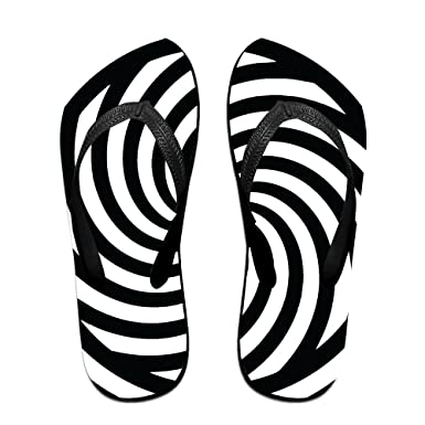 Amazon Unisex V Flip Flops Third Eye Symbol Personalized Summer
