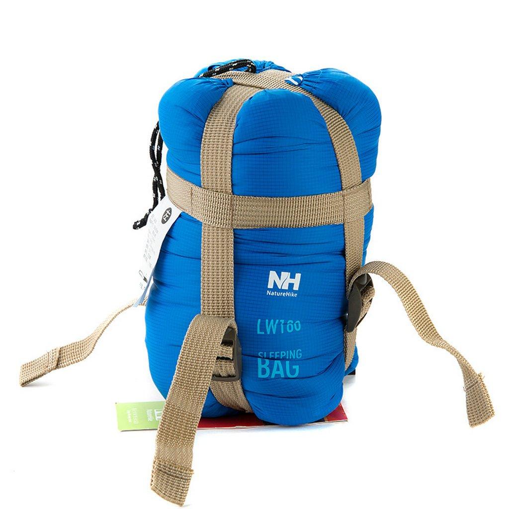 Ultraligero portátil Mini Saco de dormir Camping Bolsa de sobre para verano: Amazon.es: Deportes y aire libre