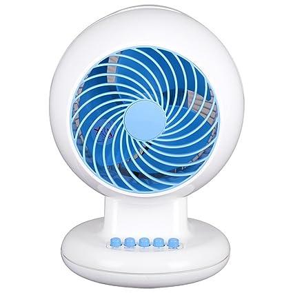 SHOME Ventilador / Fan / Ventilador De Mesa / Ventilador De Sobremesa / Turbo Ventilador /