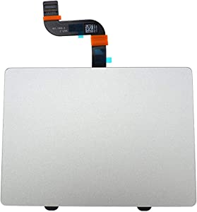 "Willhom Touchpad Trackpad with Flex Cable 821-1904-A 821-1904-02 Replacement for MacBook Pro Retina 15"" A1398 (Late 2013, Mid 2014) ME293LL/A ME294LL/A MGXA2LL/A MGXC2LL/A"