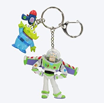 Amazon.com: Disney Resort Limited Llavero Toy Story Buzz ...