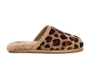 f6da52f9bb0 Amazon.com | UGG Women's Fluffette Leopard Slipper | Slippers