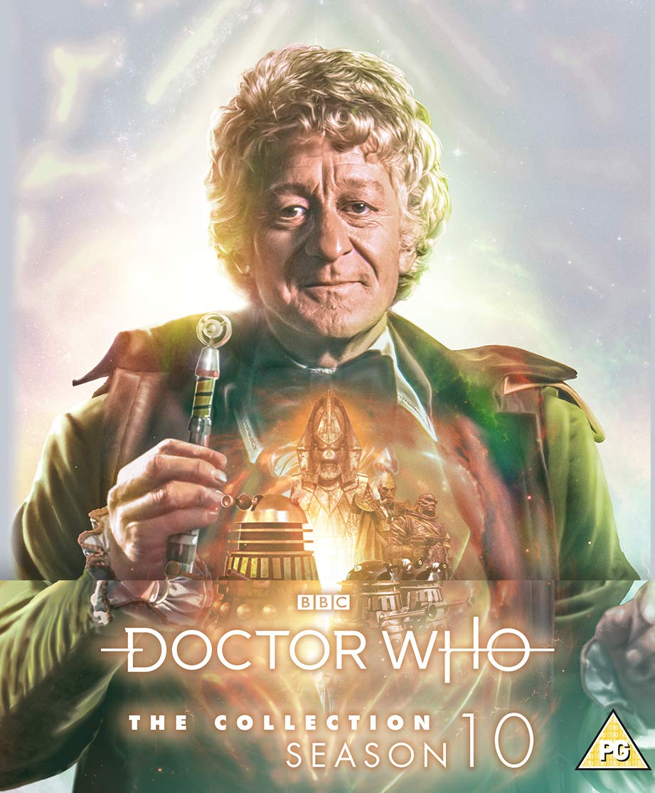 Doctor Who The Collection Season 10 Edizione: Regno Unito Italia Blu-ray: Amazon.es: Cine y Series TV