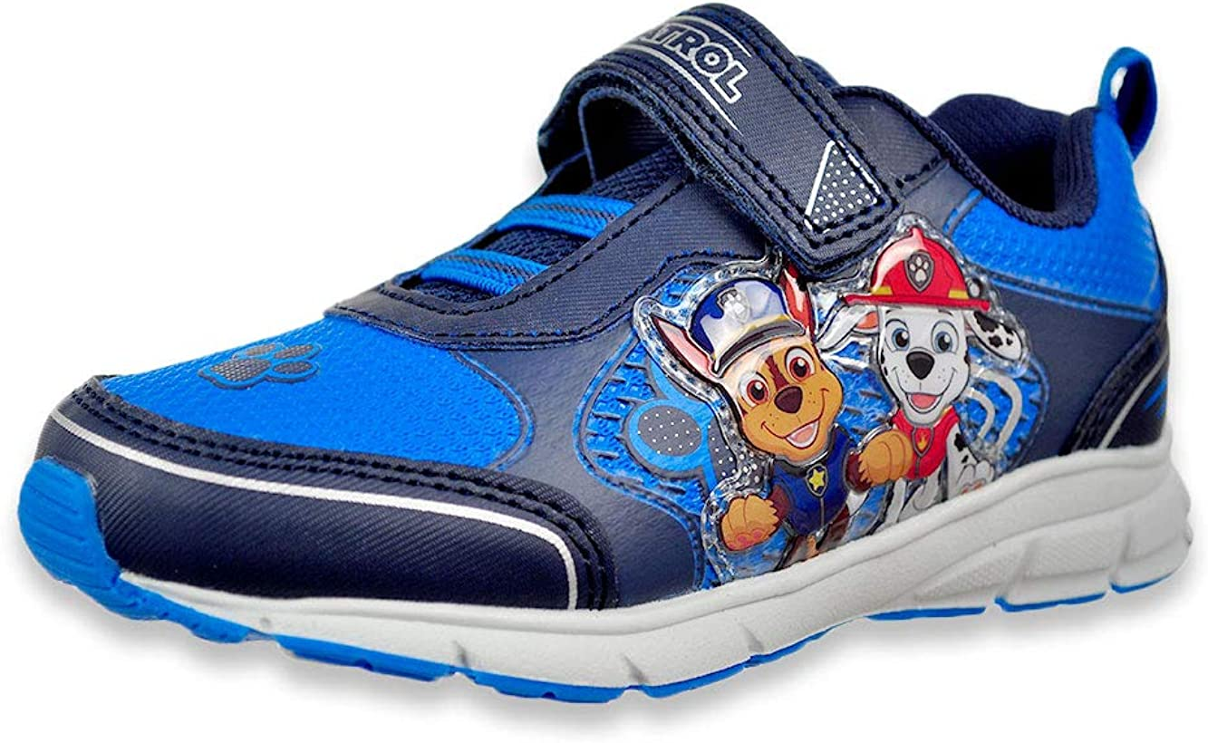 Josmo Kids Unisex-Child Paw Patrol ! Super beauty product restock quality top! Max 44% OFF Toddler Sneaker Litt Lighted