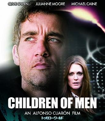 Amazon com: Children of Men [Blu-ray] : Movies & TV
