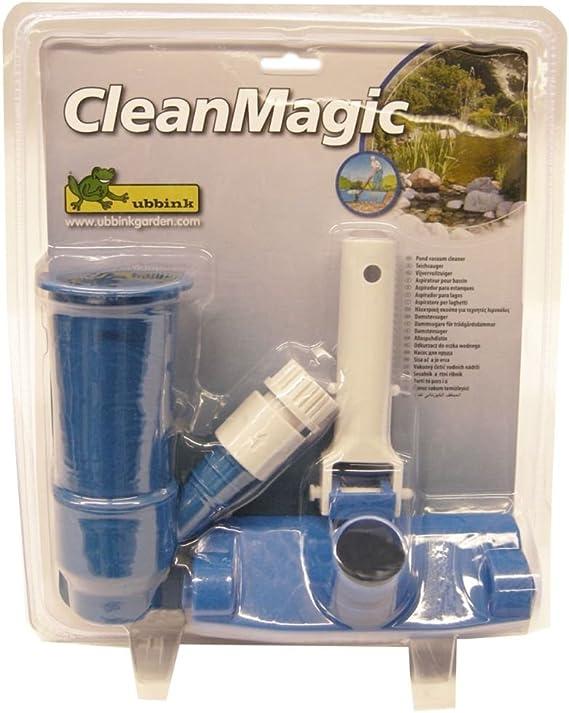 BNT Flamingo Ubbink Aspirador para estanques CleanMagic PVC 1379105: Amazon.es: Hogar