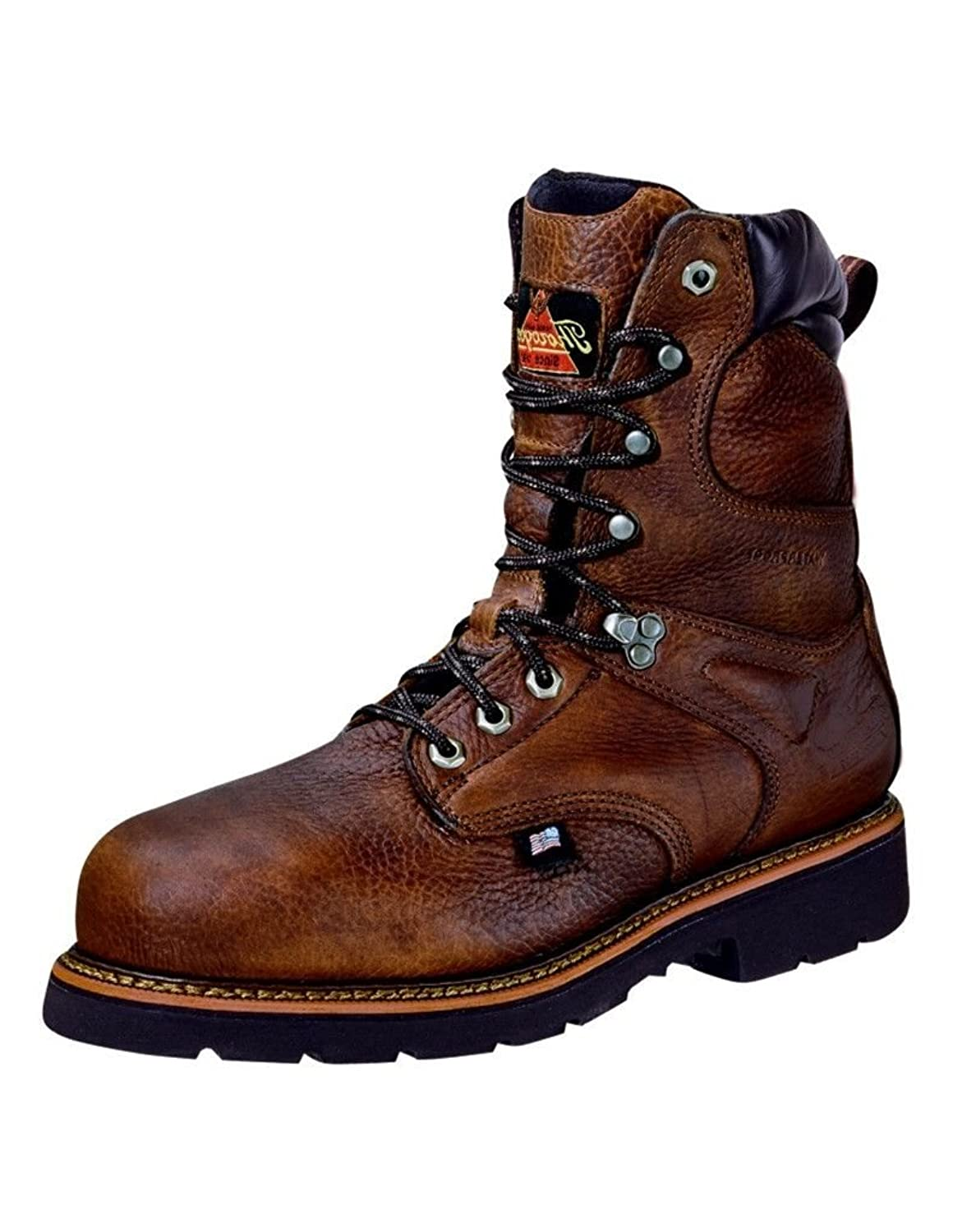 47562c46b1d Thorogood Men's 8'' Waterproof Thinsulate B-400G Insulation Safety Toe  Leather Boots