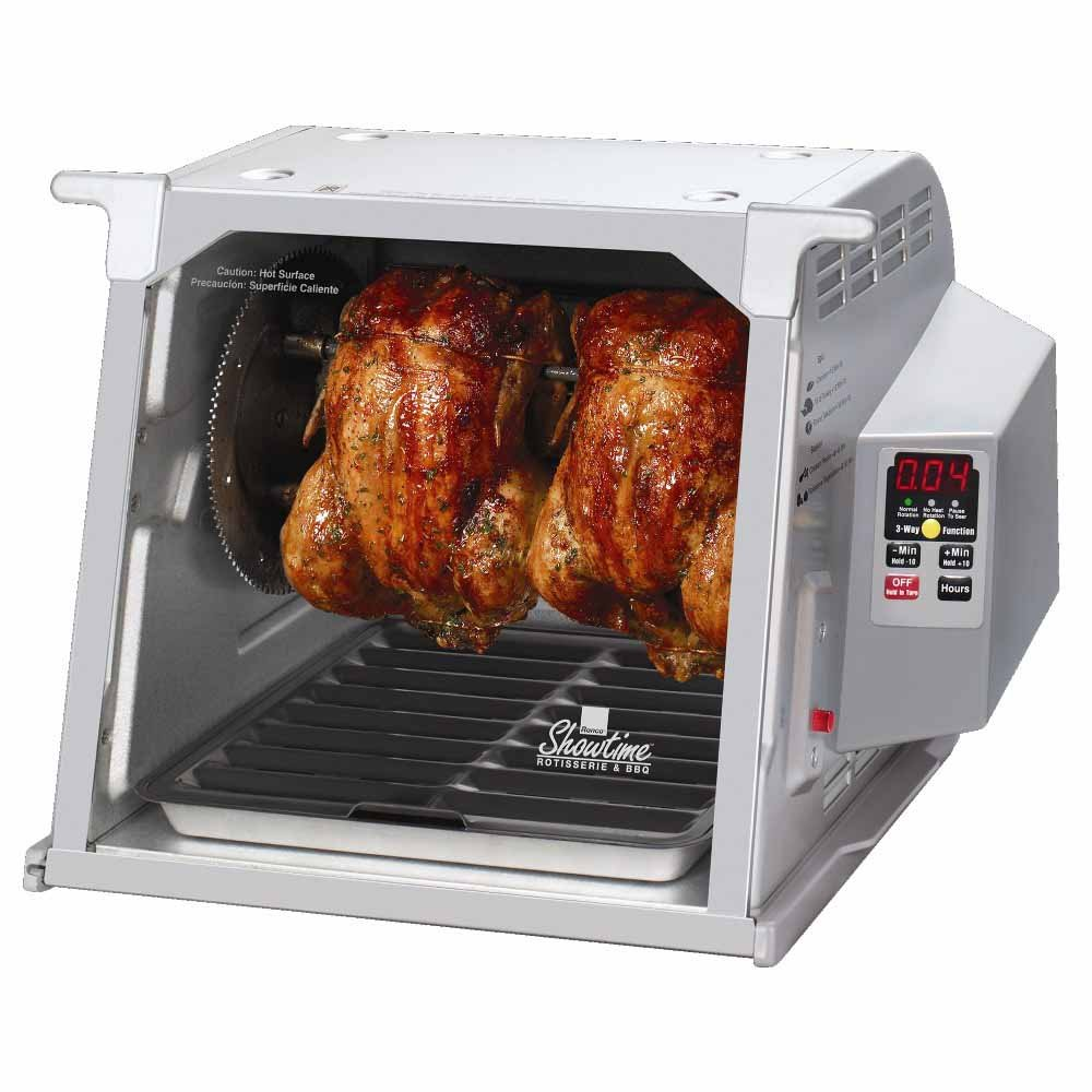 Popeil Ronco Showtime 5000T Rotisserie Electric Cookware by Ronco
