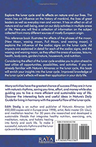 Natures Daily Guide: The Influence of the Lunar Cycle ...