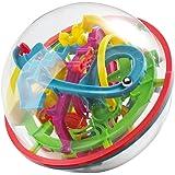 YIHAO 3D Laberinto Bola 12cm Pelota Pasatiempos con Laberinto 4.7inch Juegos de Educación Mágica Rompecabezas Intelecto Bola Laberinto para Niños Adultos 12cm/ 4.7inch