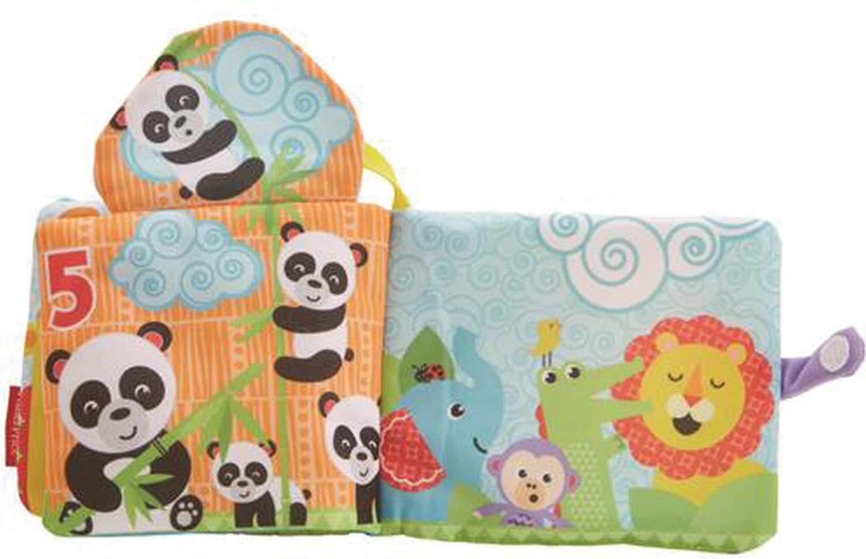 juguete colgante para beb/é reci/én nacido Mattel FGJ40 Fisher-Price Libro activity beb/é