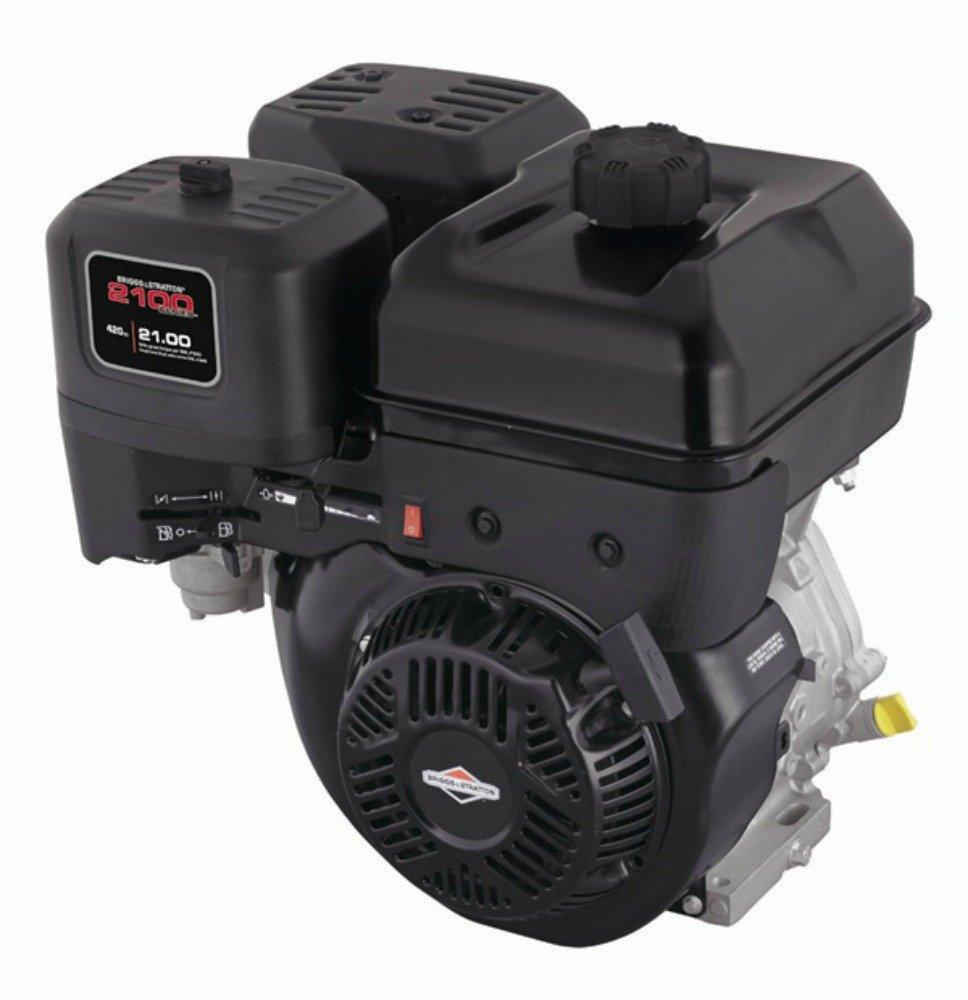 Briggs & Stratton 2100 Series Horizontal OHV Engine - 420cc, Model Number 25T232-0037-F1 by Briggs & Stratton
