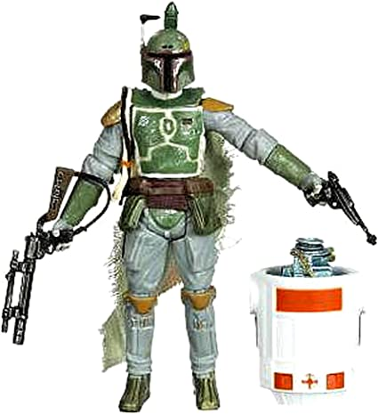 Star Wars Boba Fett with Jetpack Figure NEW