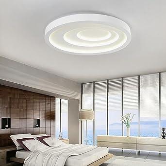 Madaye LED Deckenleuchte einfach Wohnzimmerleuchten ...