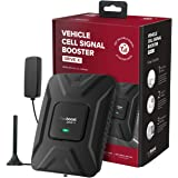 weBoost Drive X (475021) Vehicle Cell Phone Signal Booster | Car, Truck, Van, or SUV | U.S. Company | All U.S. Carriers - Ver