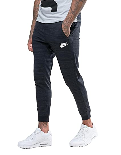 86f79eb00daa Image Unavailable. Image not available for. Color  Nike Mens NSW AV15 Jogger  Knit Sweatpants ...