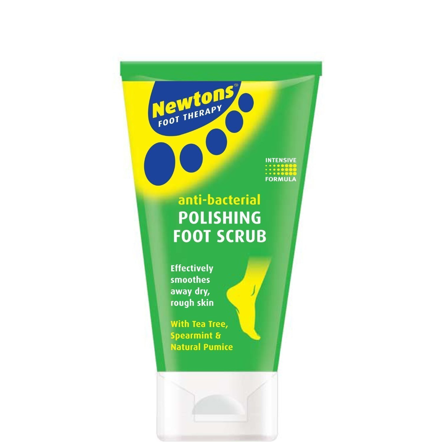 Newtons Polishing Foot Scrub 150ml Brodie & Stone 07010NEW