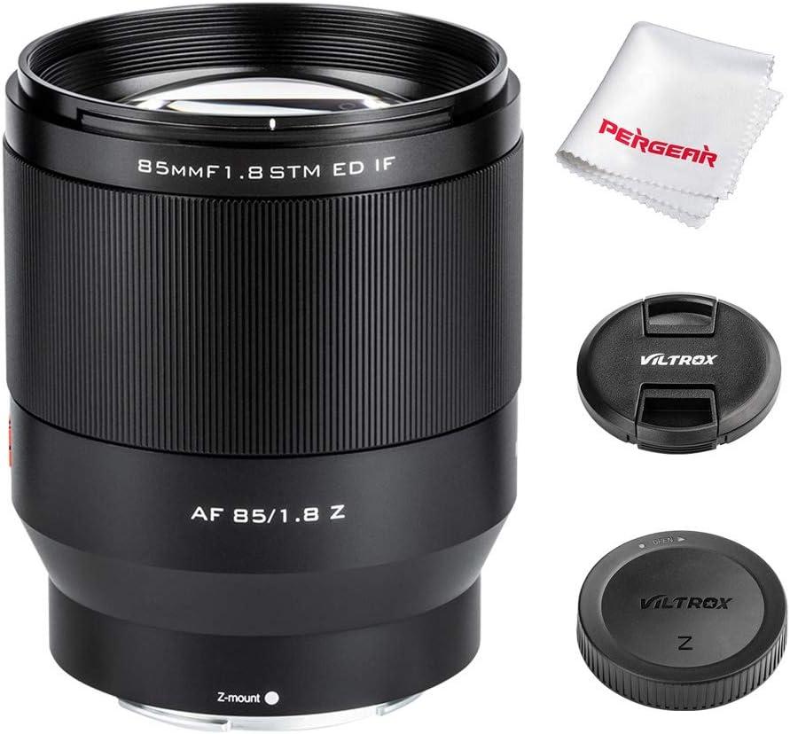 Viltrox 85mm F1 8 Vollbild Autofokusobjektiv Für Nikon Kamera