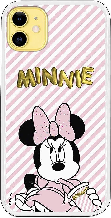 Funda para iPhone 11 Oficial de Clásicos Disney Minnie Cold ...