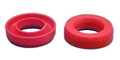 Amazon com: Prothane 7-1715 Red 1 5'' Lift Front Coil Spring
