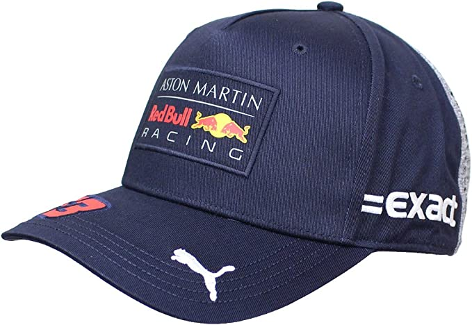 Gorra De Béisbol De Max Verstappen Aston Martin Red Bull Racing F1 ...