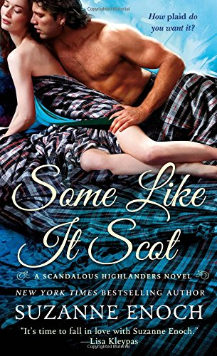 book cover of Some Like it Scot