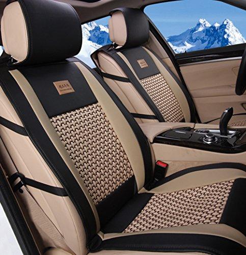 Danti Universal 10pcs Full Set 5 Seats Car Seat Cover