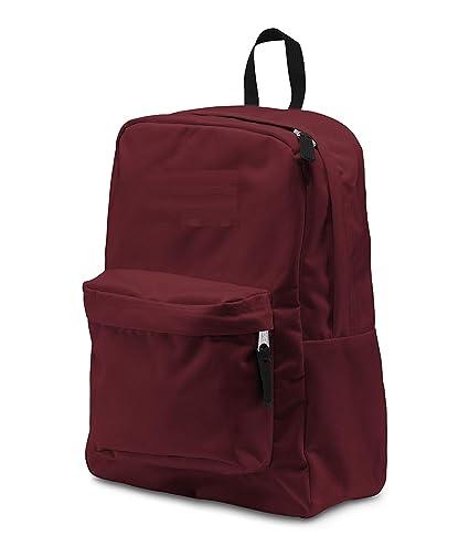 JanSport Backpack Superbreak School Backpack Original Select Color: Viking  Red