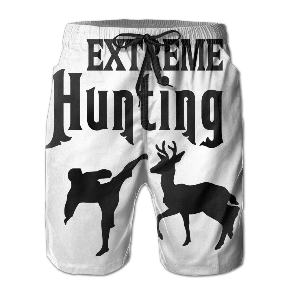Amazon.com: Extreme Hunting Sarcastic Ninja Hunter Mens ...