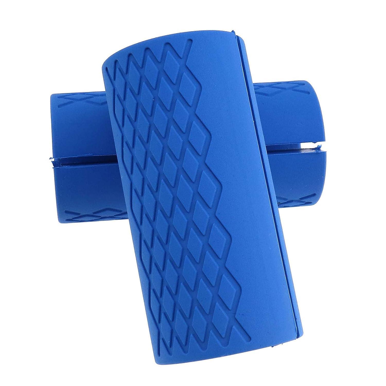 ENET 2 x Asas Barras Gruesa Silicona Adaptador bíceps antebrazo ...