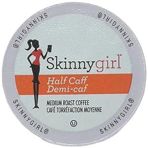 Skinnygirl Half Caff coffee Single Serve Cups