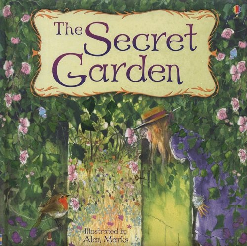 The Secret Garden (Picture Book Classics)