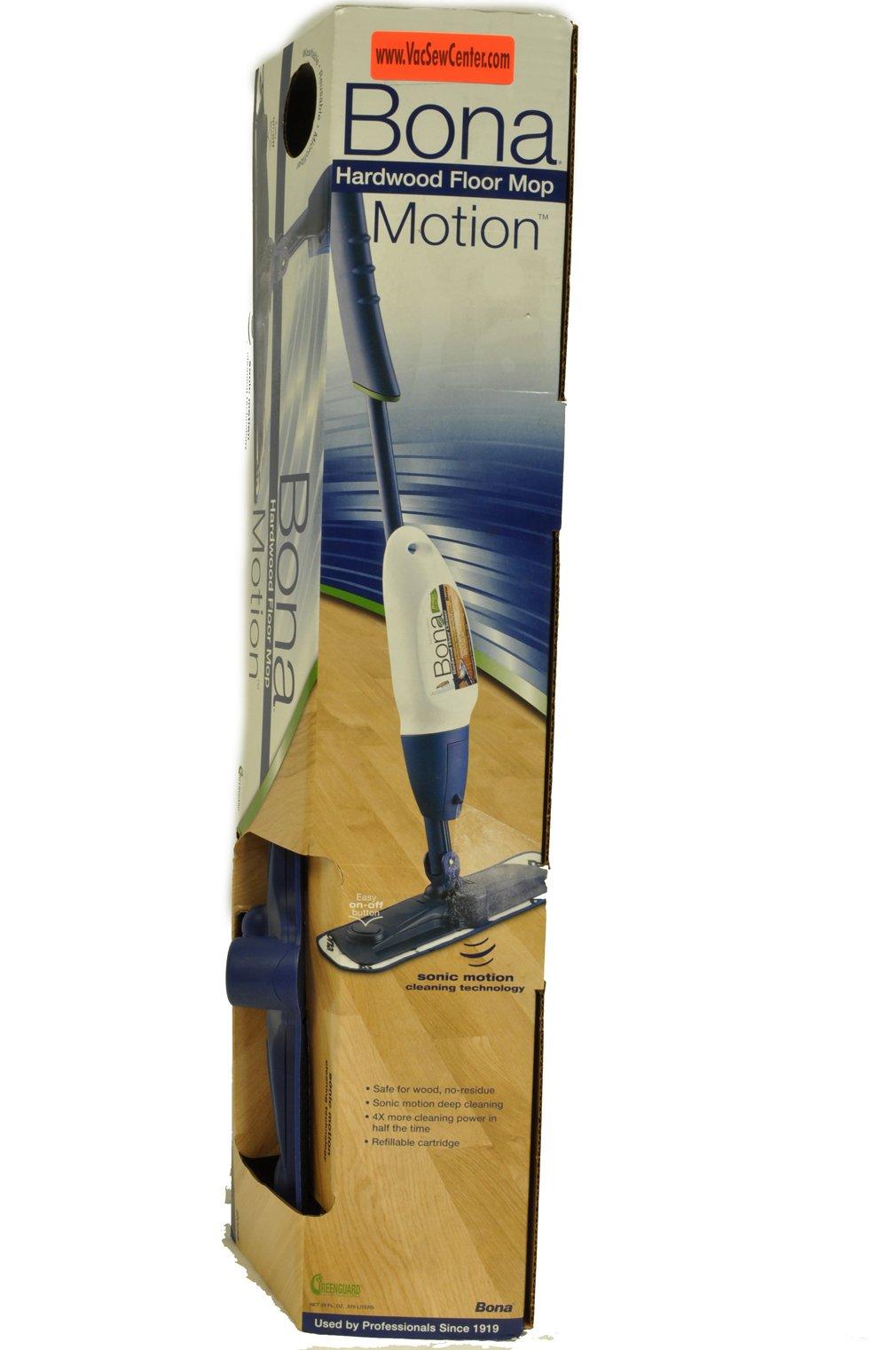 Bona Hardwood Floor Vibrating Mop BK-710013405
