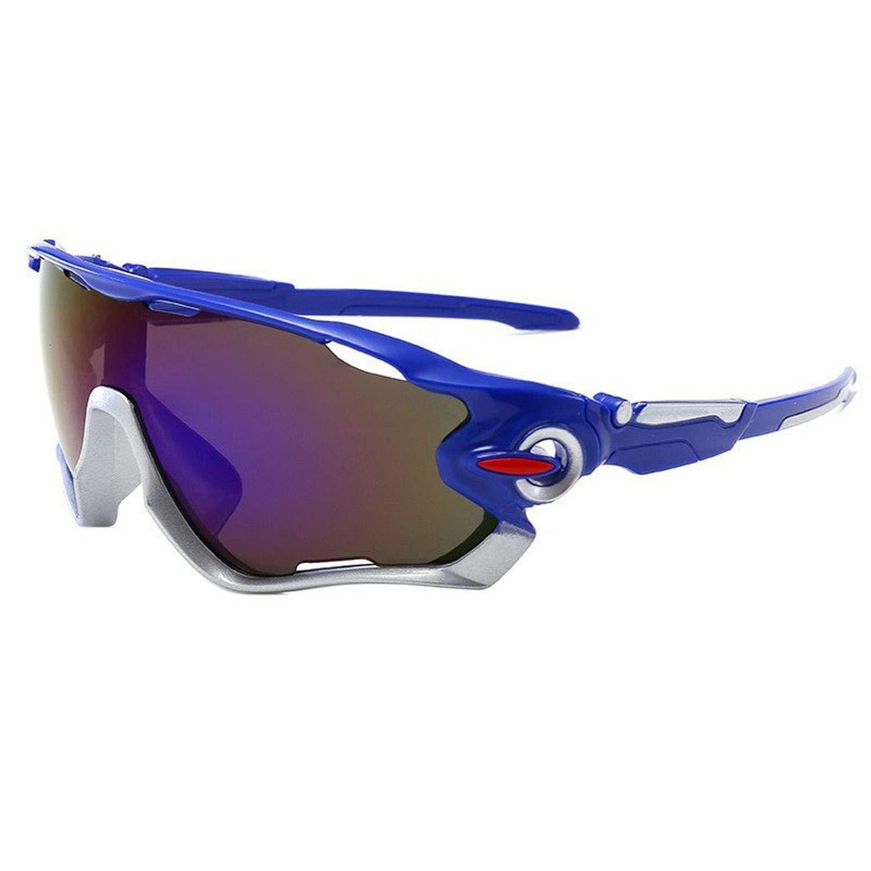 Amazon.com: Uv400 - Gafas de sol deportivas unisex para ...
