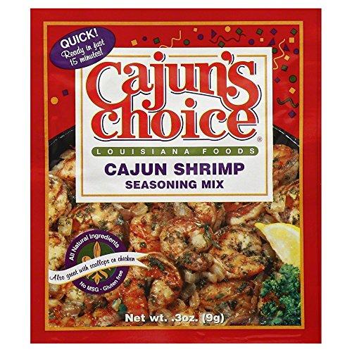 Cajuns Choice Ssnng Mix Cajun by Cajuns Choice