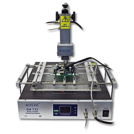Aoyue int732Quartz preheater infrarrojos lötsystem para Game de consola: Amazon.es: Bricolaje y herramientas