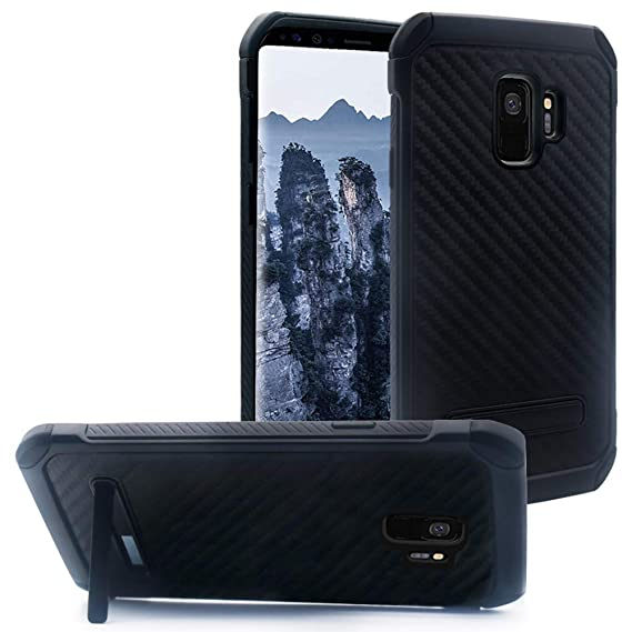 Cases, Covers & Skins Collection Here Samsung Galaxy S9 Case Heavy Duty Layer Shockproof Hard Armor Cover