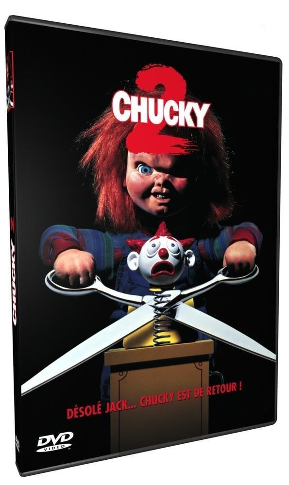 Chucky 2 - la poupée de sang [Francia] [DVD]: Amazon.es: Vincent, Alex, Graham, Gerrit, Agutter, Jenny, Lafia, John, Vincent, Alex, Graham, Gerrit: Cine y Series TV